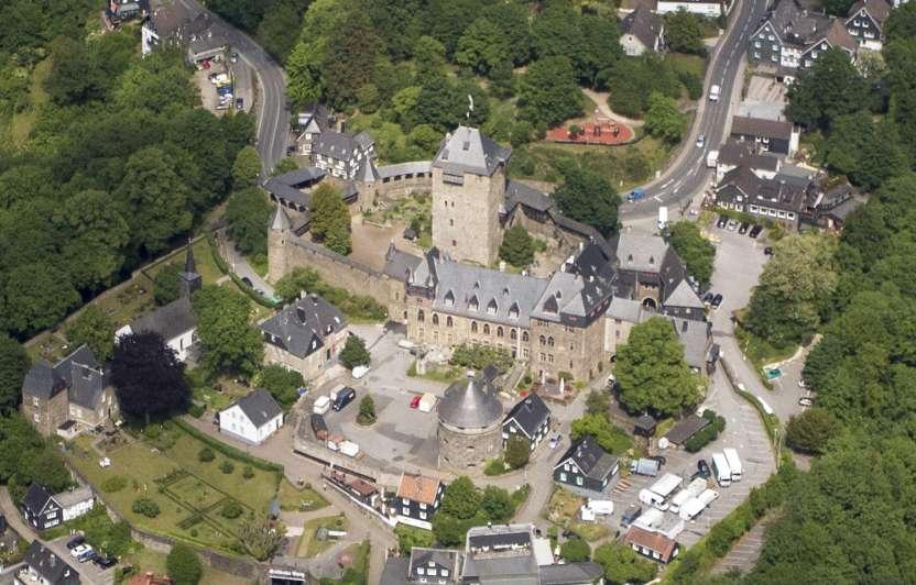 Wohngemeinschaft Unterburg, Solingen-Burg