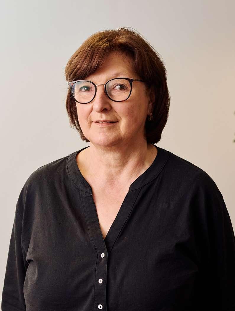 Karin Puschmann – Pflegedienstleitung Ambulant – Diakoniestation Wermelskirchen