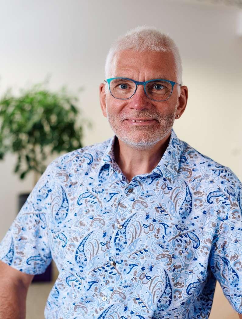 Peter Siebel – Geschäftsführung – Diakoniestation Wermelskirchen