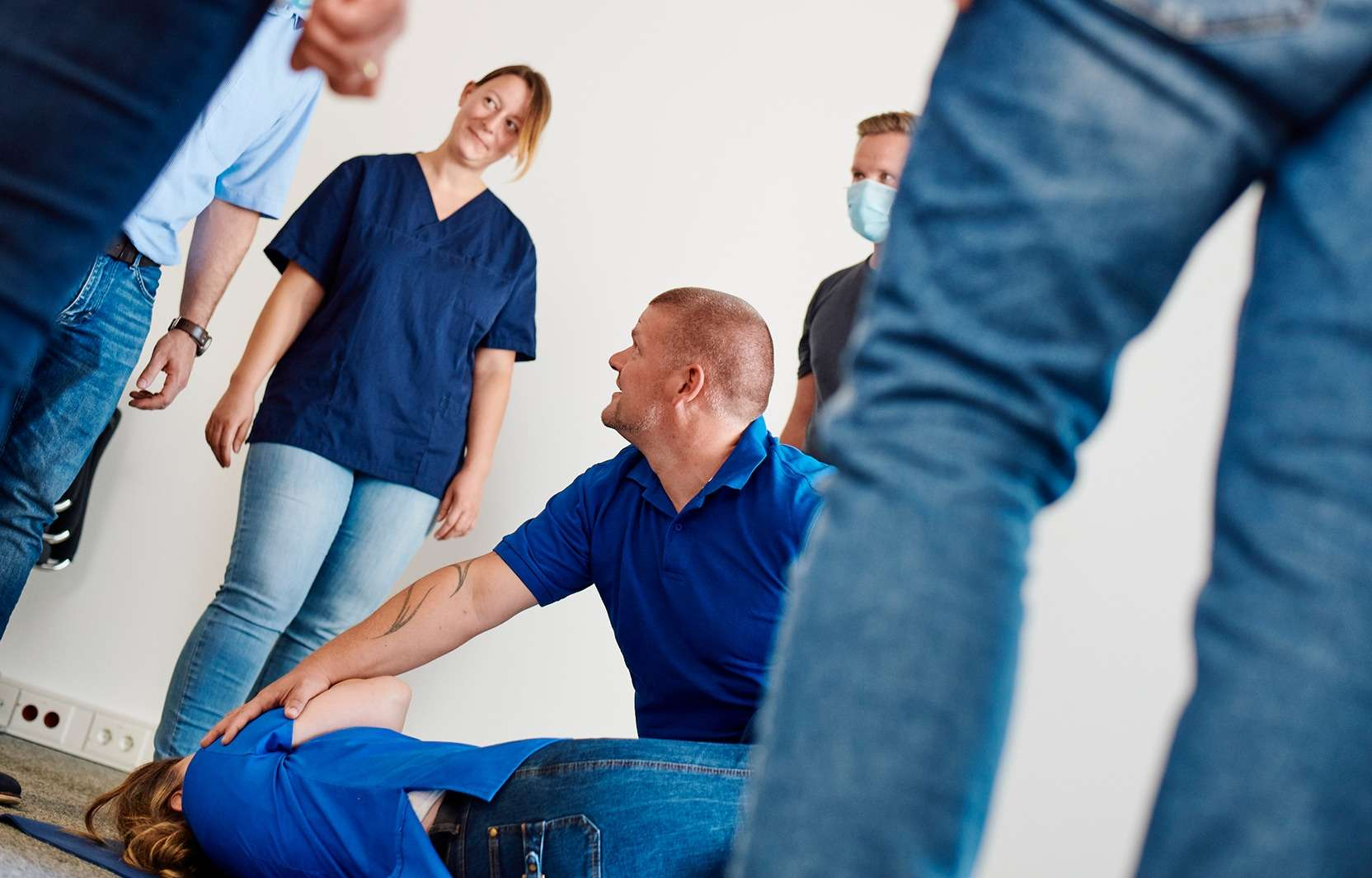 Pflegeschulungen und Beratung