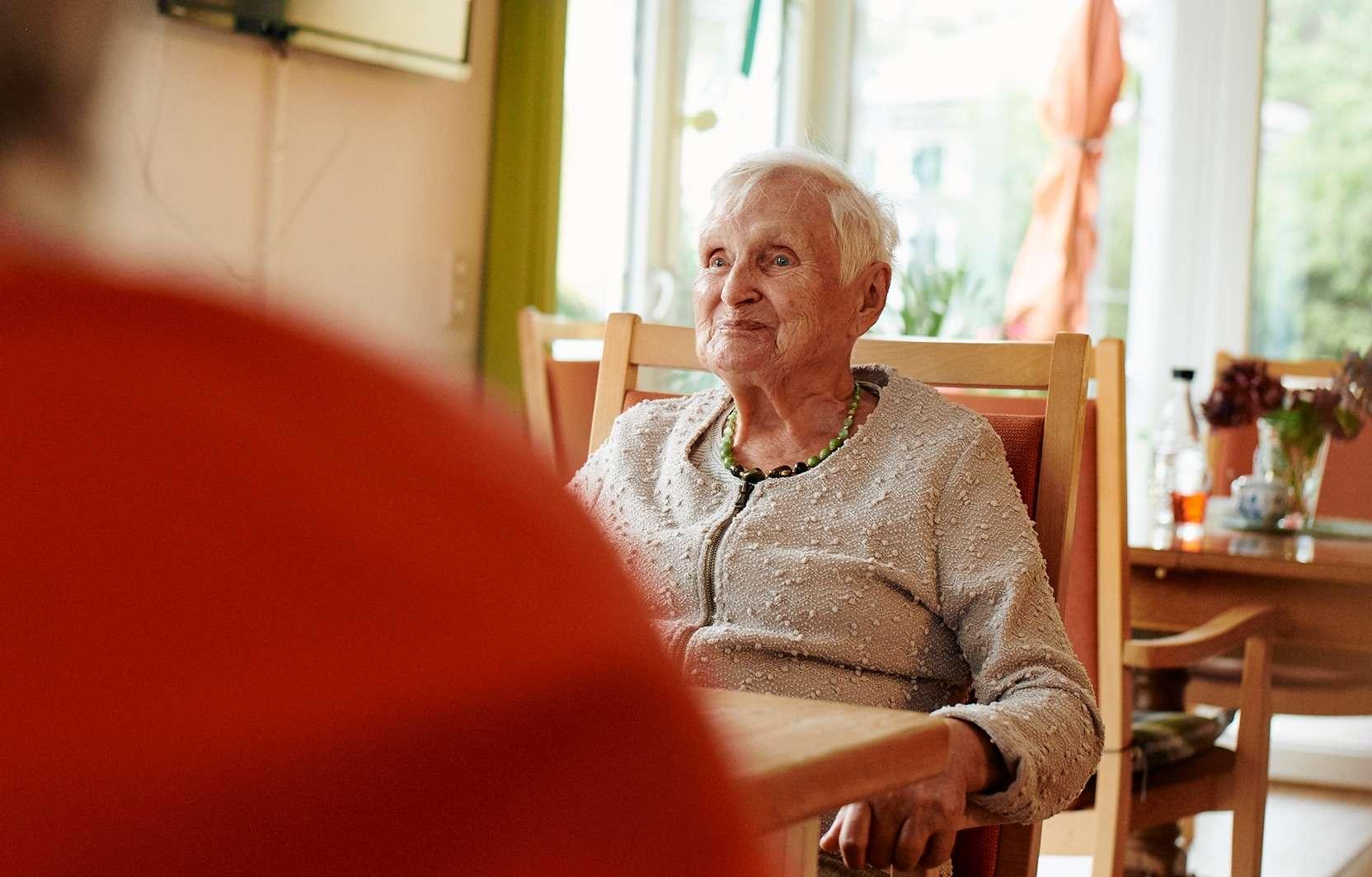 Alternative: Senioren-Wohngemeinschaft
