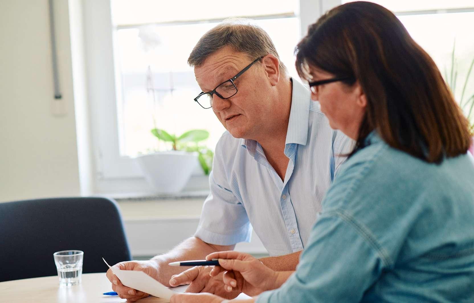 Wir unterstützen Sie bei Pflegeanträgen.