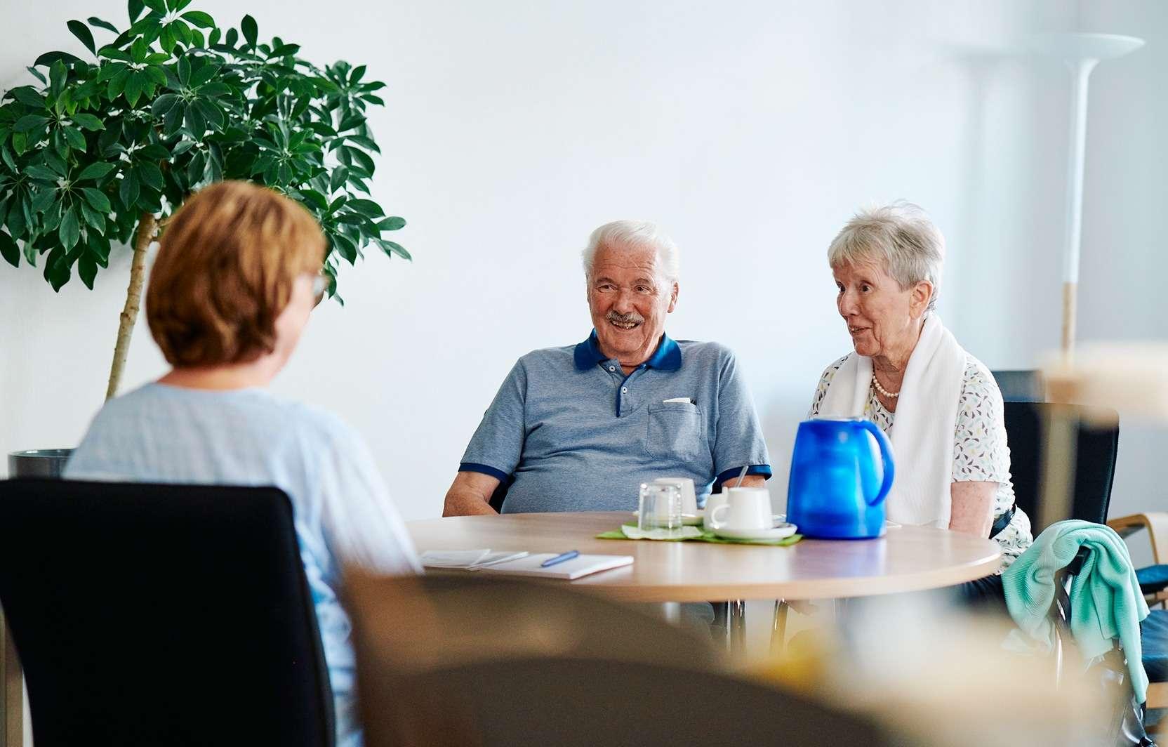 Informationen zu Pflegegraden und Pflegeleistungen.